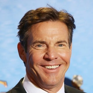 Dennis Quaid in 70th Annual Golden Globe Awards - Press Room