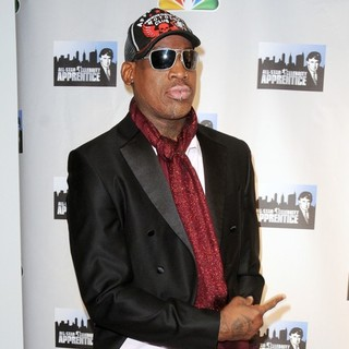Dennis Rodman in NBC's Celebrity Apprentice: All-Stars Cast Announced