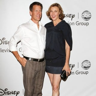 James Denton, Brenda Strong in 2011 Disney ABC Television Group Host Summer Press Tour