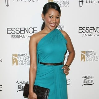 Denyce Lawton in 3rd Annual Essence Black Women in Music Event