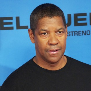 Denzel Washington in Flight Photocall