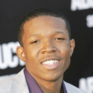 Denzel Whitaker in The Premiere of Abduction - Arrivals