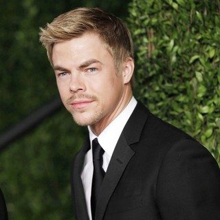 Derek Hough in 2013 Vanity Fair Oscar Party - Arrivals