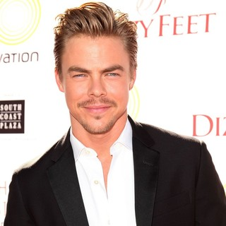 Derek Hough in 2nd Annual Dizzy Feet Foundation's Celebration of Dance Gala