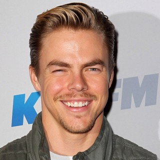 Derek Hough in KIIS FM's Jingle Ball 2012 - Arrivals