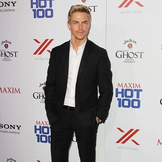 Derek Hough in The Maxim Hot 100 Party - Arrivals