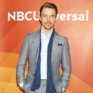 Derek Hough-NBC Universal Summer Press Day 2017 - Arrivals