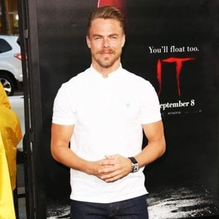 Derek Hough in World Premiere of It