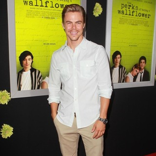 Derek Hough in The Los Angeles Premiere of The Perks of Being a Wallflower - Arrivals