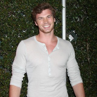 Derek Theler in ABC Family West Coast Upfronts Party