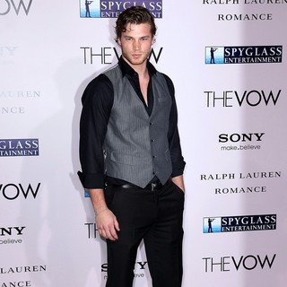 Derek Theler in The Vow Los Angeles Premiere