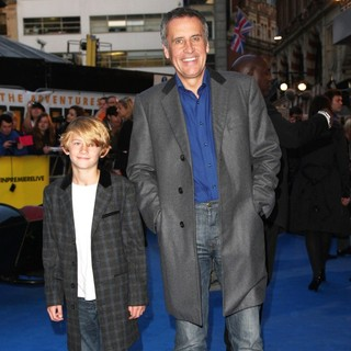 Dermot Murnaghan in The UK Film Premiere of The Adventures of Tintin: The Secret of the Unicorn - Arrivals