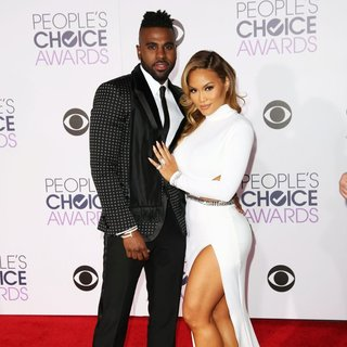 Jason Derulo - People's Choice Awards 2016 - Arrivals