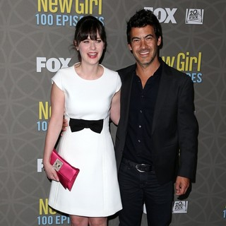 Fox's New Girl 100th Episode Party - Arrivals