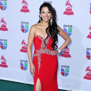 Desiree Estrada in 13th Annual Latin Grammy Awards - Arrivals