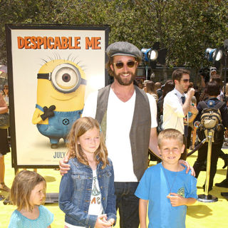 "Noah Wyle in Los Angeles Premiere Of Universal Pictures' ""Despicable Me"" - Arrivals"