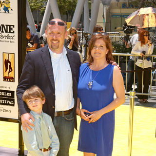 "Chris Renaud in Los Angeles Premiere Of Universal Pictures' ""Despicable Me"" - Arrivals"