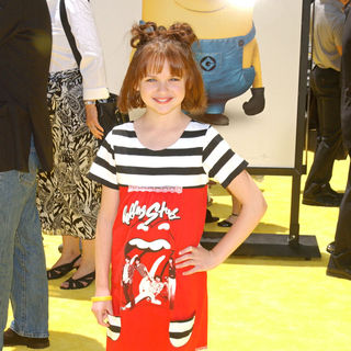 "Joey King in Los Angeles Premiere Of Universal Pictures' ""Despicable Me"" - Arrivals"