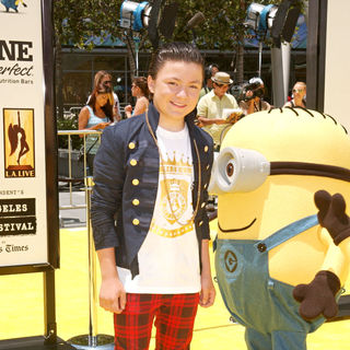 "Joseph Castanon in Los Angeles Premiere Of Universal Pictures' ""Despicable Me"" - Arrivals"