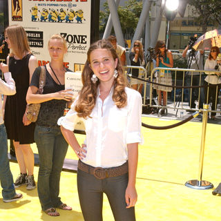 "Caroline Sunshine in Los Angeles Premiere Of Universal Pictures' ""Despicable Me"" - Arrivals"