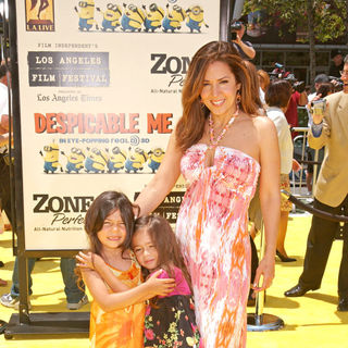 "Maria Canals Barrera in Los Angeles Premiere Of Universal Pictures' ""Despicable Me"" - Arrivals"