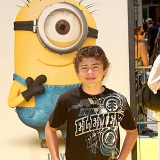 "Ryan Ochoa in Los Angeles Premiere Of Universal Pictures' ""Despicable Me"" - Arrivals"