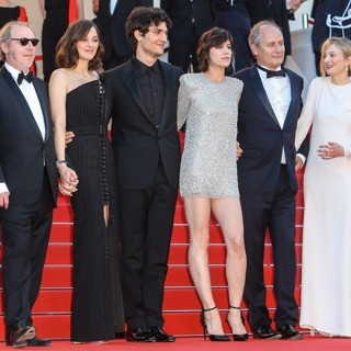 The Opening Gala Screening of Ismael's Ghosts at The 70th Annual Cannes Film Festival