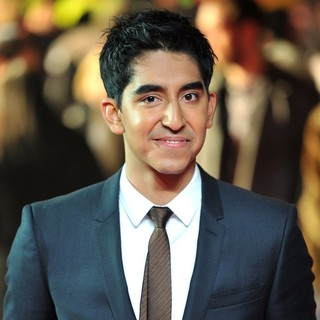 Dev Patel in The Best Exotic Marigold Hotel - World Film Premiere - Arrivals