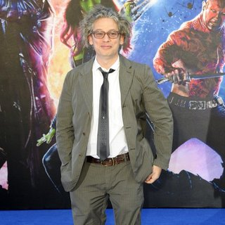 UK Premiere of Guardians of the Galaxy - Arrivals - dexter-fletcher-uk-premiere-guardians-of-the-galaxy-02