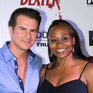 Vincent DePaul in Dexter Season Four Blu-Ray and DVD Release Party