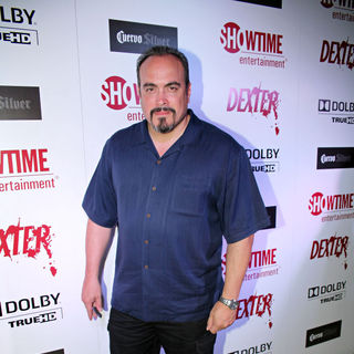 David Zayas in Dexter Season Four Blu-Ray and DVD Release Party