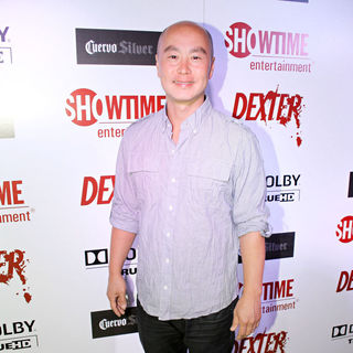 C.S. Lee in Dexter Season Four Blu-Ray and DVD Release Party
