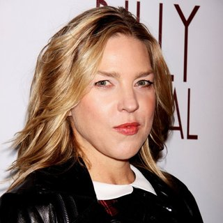 Diana Krall in Opening Night of Broadway's 700 Sundays - Arrivals