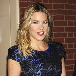 Diana Krall in The Opening Night of Dame Edna and Michael Feinstein's All About Me - Arrivals