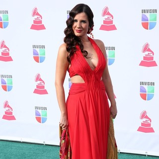 Diana Navarro in 13th Annual Latin Grammy Awards - Arrivals