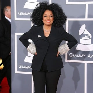 Diana Ross in 54th Annual GRAMMY Awards - Arrivals