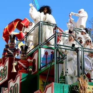 Diana Ross in The 92nd Annual Macy's Thanksgiving Day Parade