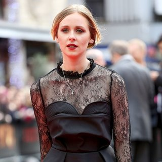Diana Vickers in European Premiere of Godzilla - Arrivals