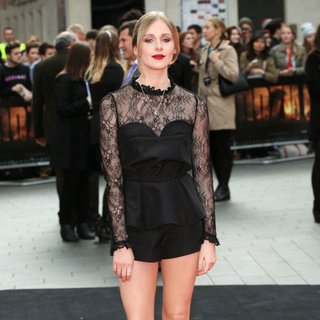 Diana Vickers in European Premiere of Godzilla - Arrivals - diana-vickers-uk-premiere-godzilla-03