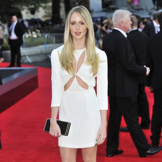 Diana Vickers in World Premiere of One Direction: This Is Us - Arrivals