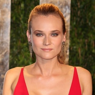 Diane Kruger in 2012 Vanity Fair Oscar Party - Arrivals