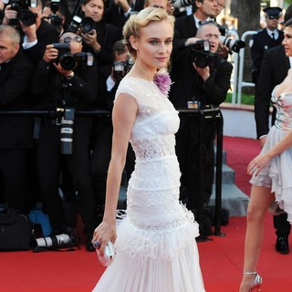 Diane Kruger in Killing Them Softly Premiere - During The 65th Cannes Film Festival