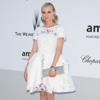 Diane Kruger in AmfAR's Cinema Against AIDS Gala 2012 - During The 65th Annual Cannes Film Festival