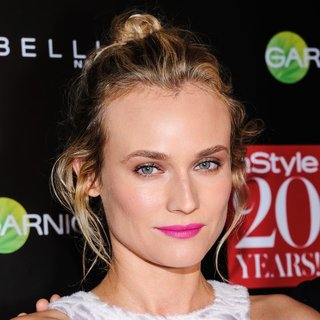 Diane Kruger in InStyle 20th Anniversary Party - diane-kruger-instyle-20th-anniversary-party-01
