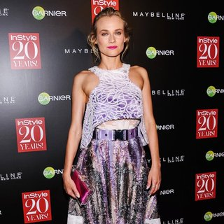 Diane Kruger in InStyle 20th Anniversary Party - diane-kruger-instyle-20th-anniversary-party-02