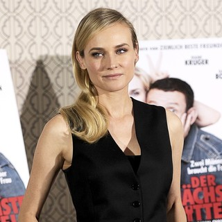 Diane Kruger in The German Photocall for A Perfect Plan