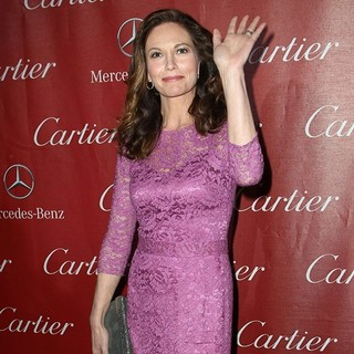 Diane Lane in 24th Annual Palm Springs International Film Festival Awards Gala - Red Carpet