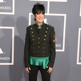 Diane Warren in 54th Annual GRAMMY Awards - Arrivals