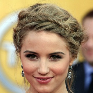 Dianna Agron in The 18th Annual Screen Actors Guild Awards - Arrivals