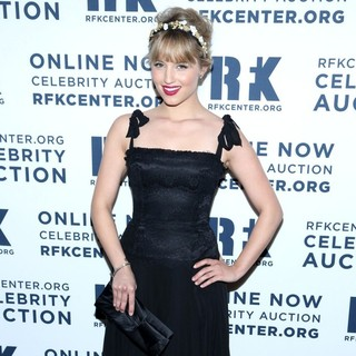Dianna Agron in The Robert F. Kennedy Center for Justice and Human Rights Presents 2012 Ripple of Hope Awards Dinner